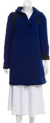 Marni Wool-Blend Coat
