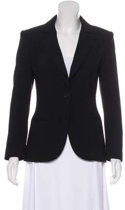 Chanel Wool Blazer