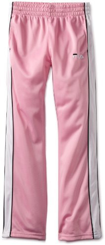 Fila Girls 7-16 Fashion Contract Tricot Track Pant