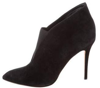 Alexa Wagner Tabita Pointed-Toe Booties