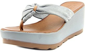 Miz Mooz Women's Burma Wedge Sandal $9.99 thestylecure.com