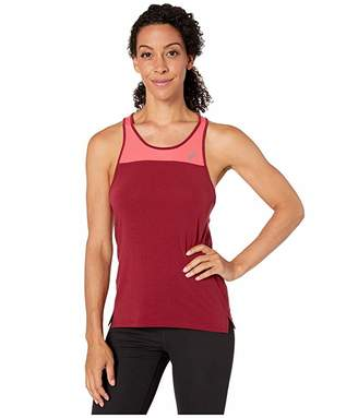 8256ffeca42 Red Loose Fitting Tank Tops - ShopStyle