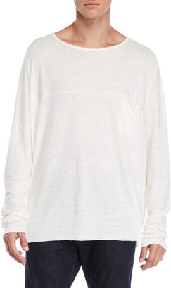 N. Max 'N Chester Pocket Long Sleeve Tee