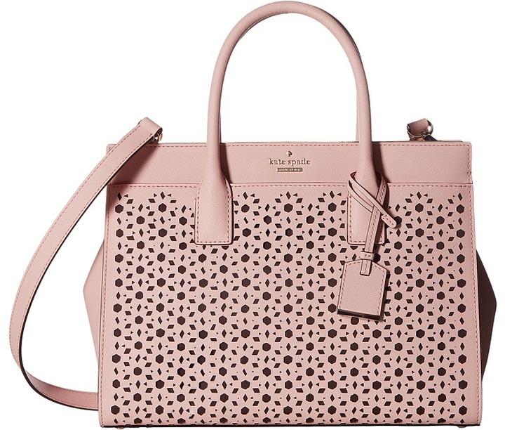 Kate SpadeKate Spade New York - Cameron Street Perforated Candace Satchel Handbags