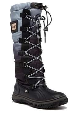 Pajar Gia Waterproof Faux Fur Boot