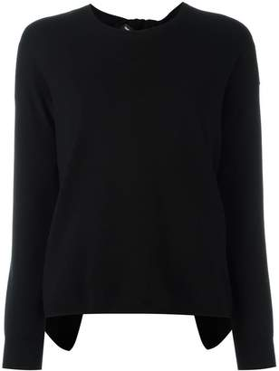 Theory round neck jumper