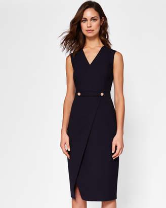 Ted Baker CERISAD Midi wrap dress