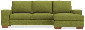 Apt2B Melrose Reversible Chaise Sleeper Sofa