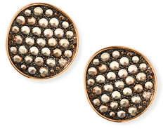 Etho Maria 18k Rose Gold & Smoky Quartz Earrings