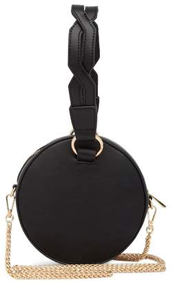 Street Level Small Round Crossbody Bag