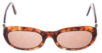 Cartier Tortoiseshell Polarized Sunglasses