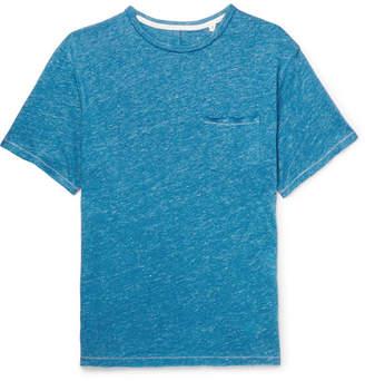 Rag & Bone Owen Slub Linen-Jersey T-Shirt