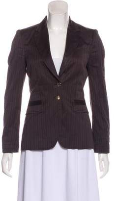 Gucci Structured Button-Up Blazer