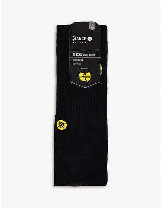 Stance Wu-Tang Patch cotton socks