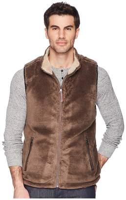 True Grit Pebble Pile Double Up Vest Men's Vest