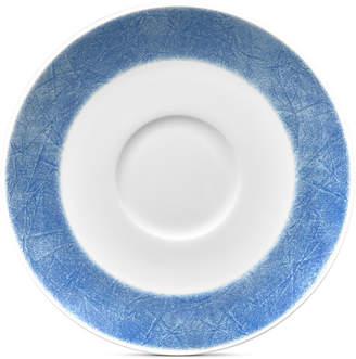 Noritake Blue Hammock Saucer, Created for Macy's
