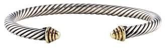 David Yurman Cable Classics Cuff Bracelet