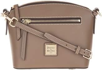 Dooney & Bourke Vachetta Leather Domed Crossbody