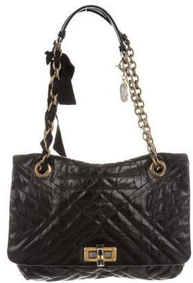 Lanvin Quilted Happy Bag $495 thestylecure.com