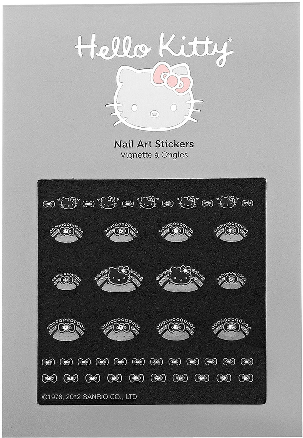 Hello Kitty Nail Art Stickers