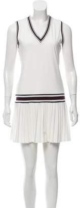 Tory Sport V-Neck Tennis Dress w/ Tags