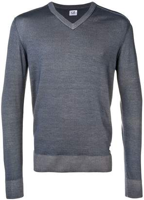 C.P. Company v-neck jumper