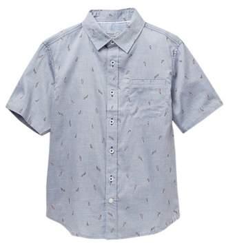 Sovereign Code Pismo Allover Print Shirt (Big Boys)