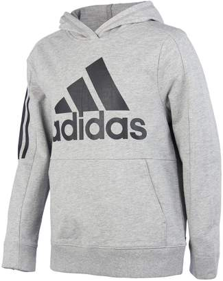 adidas Boys 8-20 Transitional Pullover Hoodie
