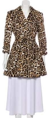 Alice + Olivia Short Trench Coat
