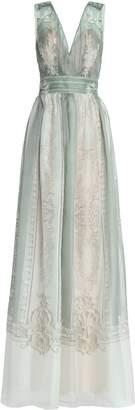 Alberta Ferretti (アルベルタ フェレッティ) - アルベルタ フェレッティ ロングドレス