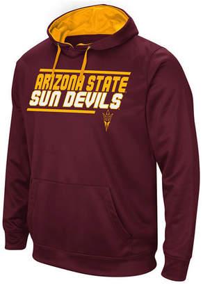 Colosseum Men's Arizona State Sun Devils Stack Performance Hoodie