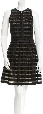 3.1 Phillip Lim 3.1 Phillip Lim Pleated Knee-Length Dress