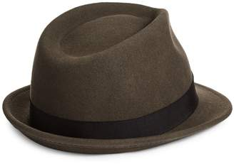 Bailey Hats Wynn Stingy Brim Wool Fedora
