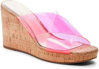 0e585fc557c Jessica Simpson Seena Platform Wedge Sandal