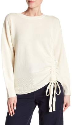 Joie Iphis Wool & Cashmere Drawstring Sweater
