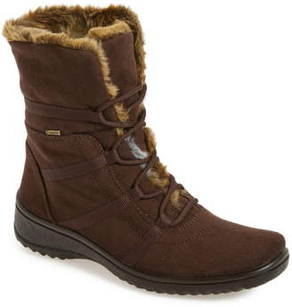 ara Magaly Waterproof Gore-Tex® Faux Fur Boot