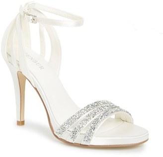 Menbur 'Angustias' Sandal $129.95 thestylecure.com