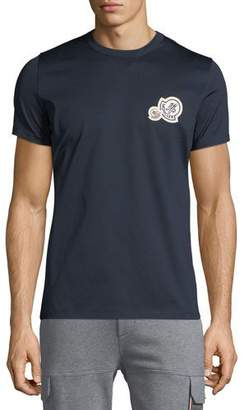 Moncler Men's Double Logo T-Shirt