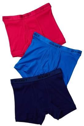 2xist 3-Pack Cotton Boxer Briefs