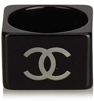 Chanel Vintage Cc Ring