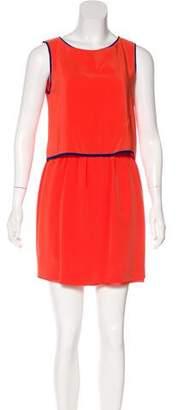 Yigal Azrouel Cut25 by Sleeveless Mini Dress
