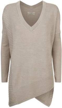 AllSaints Olivo V-Neck Sweater
