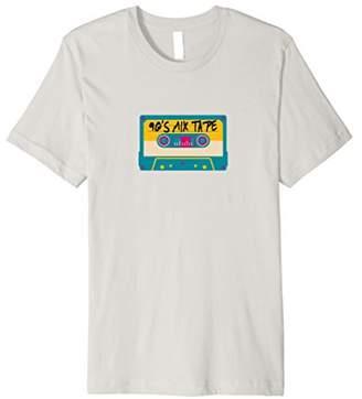 90's Mix Tape Cassette T-Shirt