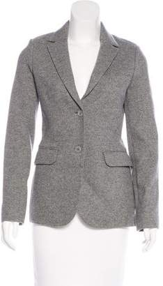 Loro Piana Cashmere Notch-Lapel Blazer