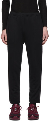 Prada Black Stripe Lounge Pants