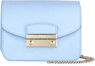 Furla Julia Mini Leather Crossbody Bag