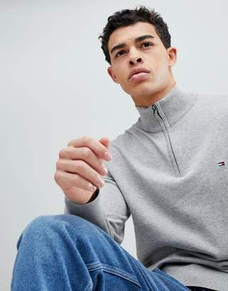 Tommy Hilfiger Half Zip Sweatshirt