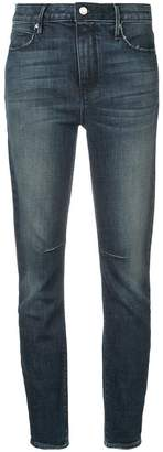 RtA faded skinny jeans