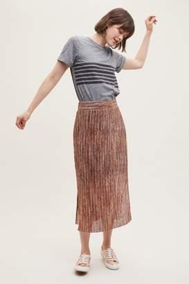 Anthropologie Elena Knit Maxi Skirt