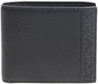 Emporio Armani Faux Leather Wallet